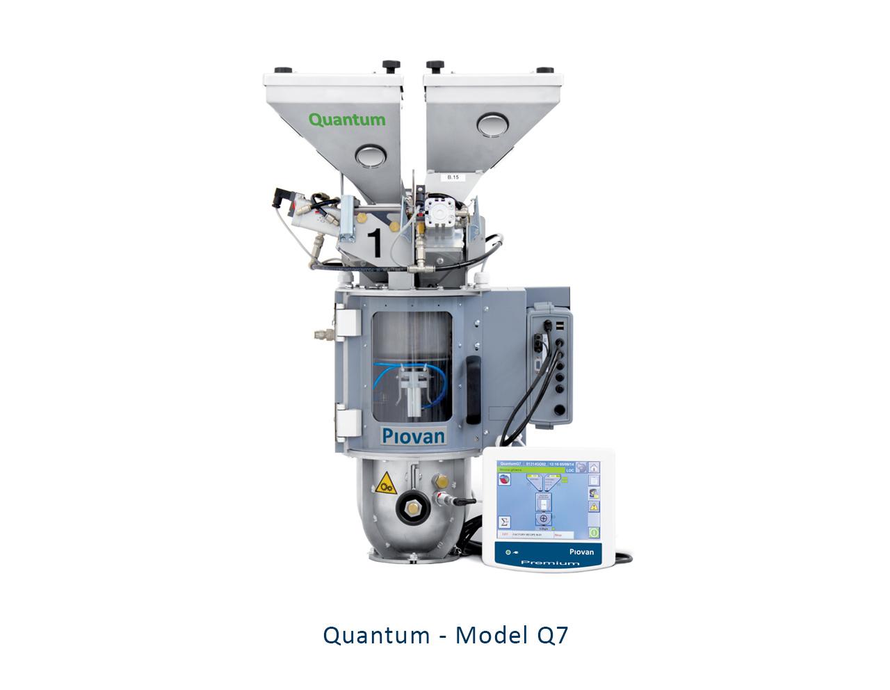 Piovan Quantum blender