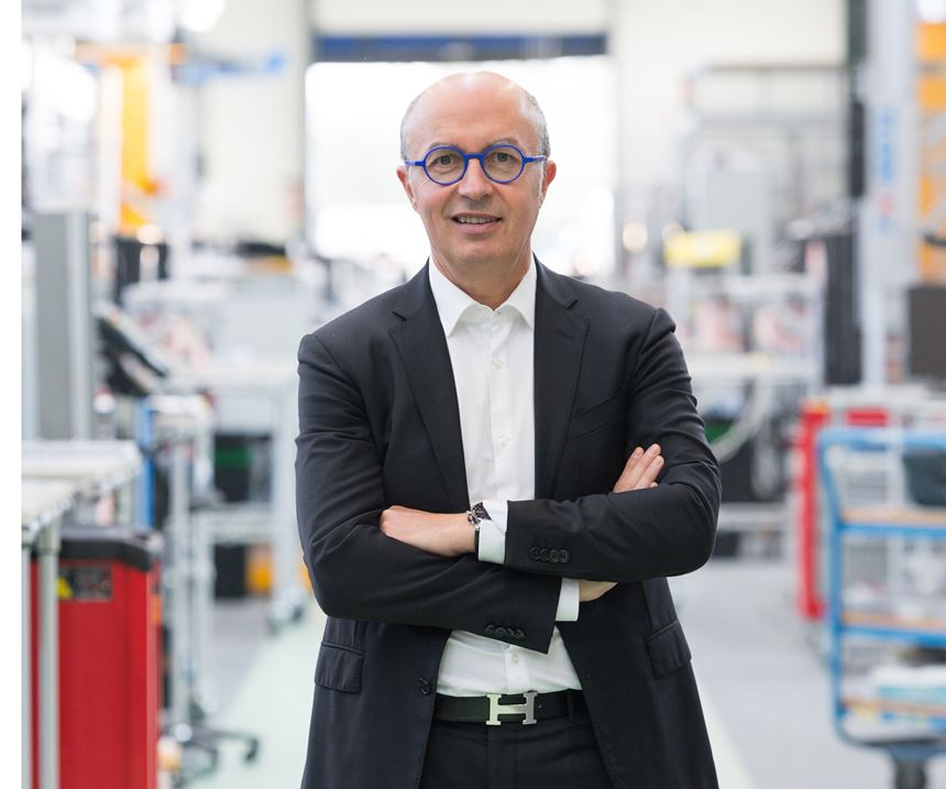 Jean-Michel Renaudeau, CEO of Sepro Group