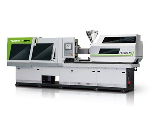 Yizumi-HPM all-electric injection machine for North America.