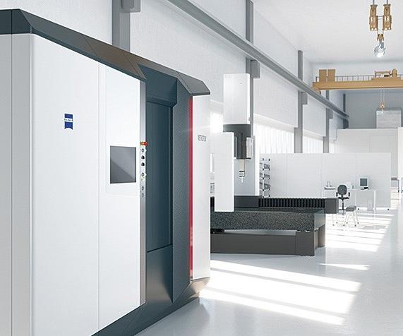 Zeiss Metrotom computer tomograph