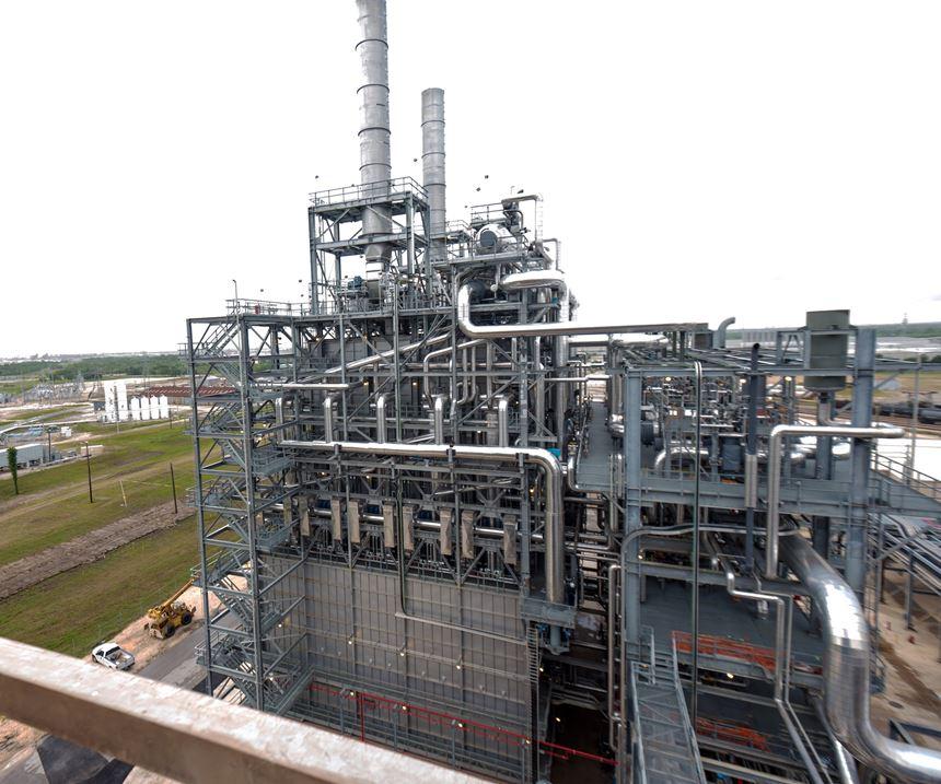 LyondellBasell LaPorte, Texas Hyperzone PE