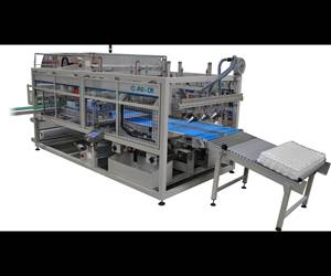 Blow Molding: New-Generation Automatic Baggers for Blow Molded Containers