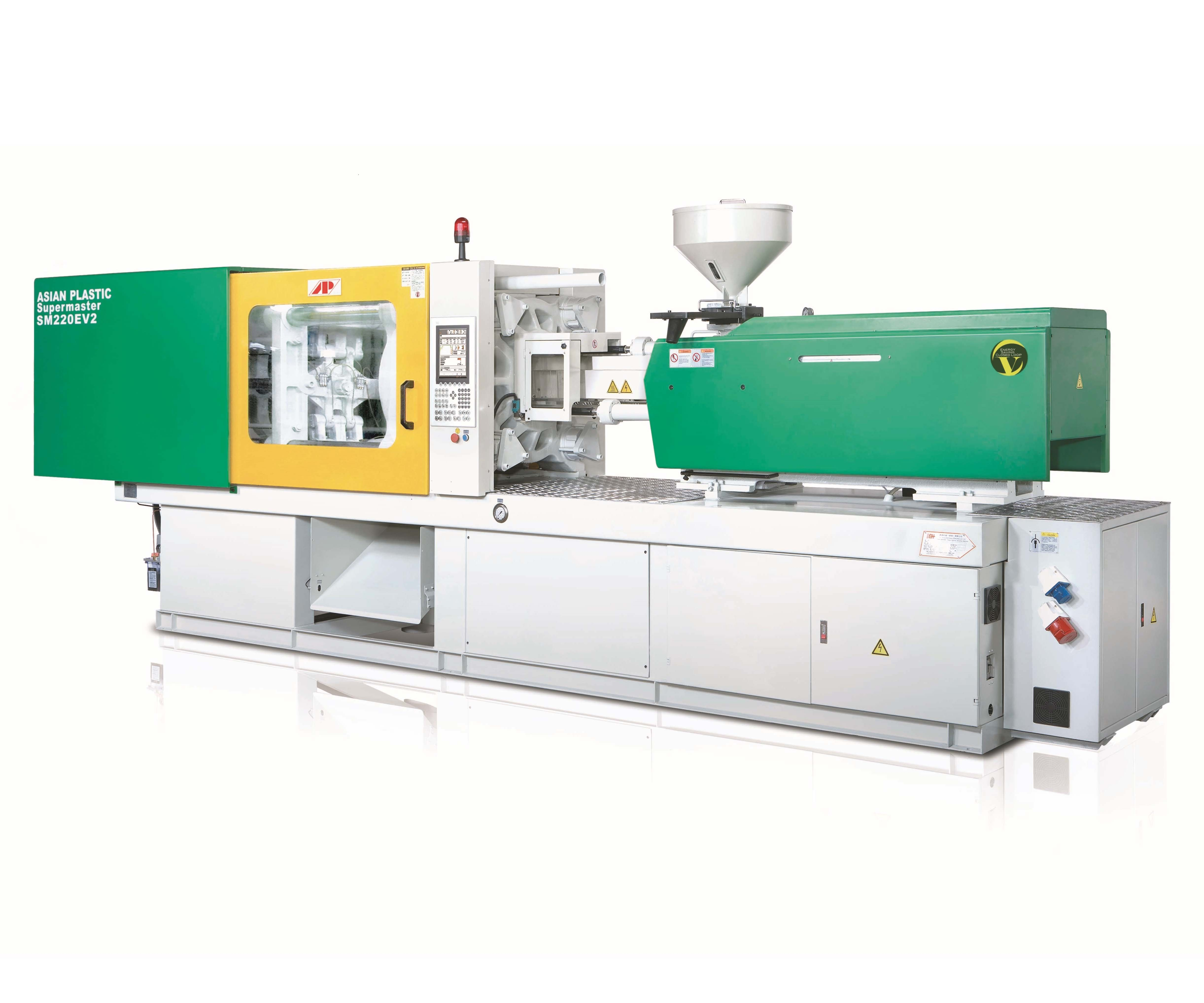 Supermaster EV2 servo-hydraulic toggle presses
