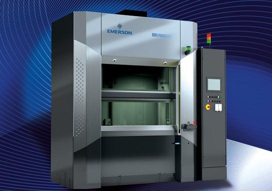 Emerson Branson GLX-2 Laser Welder
