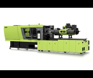 Engel all-electric e-cap injection molding machine