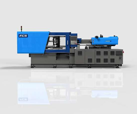 FCS GenII FA servo-hydraulic toggle press