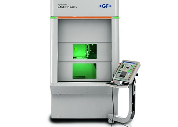AgieCharmilles LaserP 400 U machine.