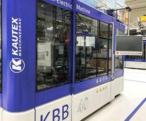 Kautexall-electric KBB40D blow molding machine