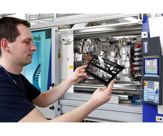 New injection molding controls