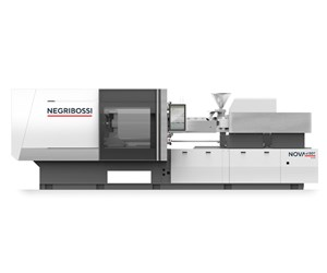 Negri Bossi Nova eT injection molding machine