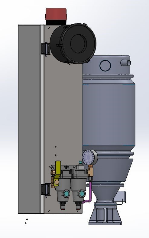 Novatec Nitrogen Dryer