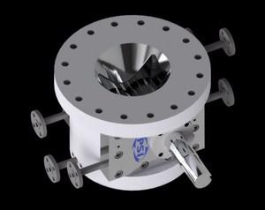 High-Efficiency Vessel Gear Pump
