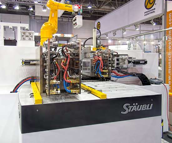 Fully Automated Mold Change Is Here Plastics Technology