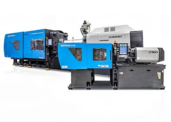 Sumitomo Demag SEEV-A all-electric injection molding machine