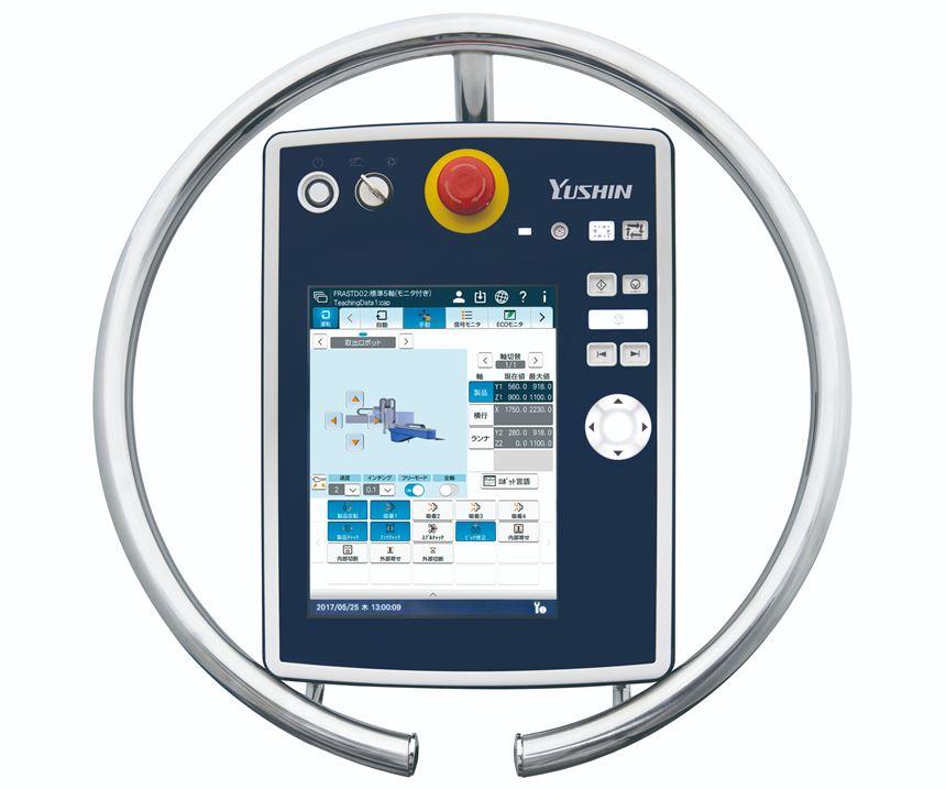 Yushin new E-Touch V controller