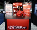 Rochelle Lemieux, president of Clean Plast Purge Compounds