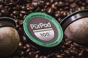 Molding Compostable Coffee Pods