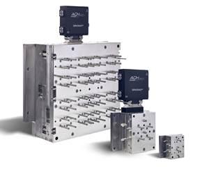 ACH Solution builds cold-runner molds for LSR.