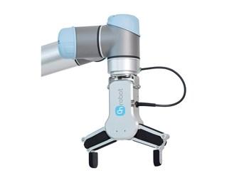 On robot gripper