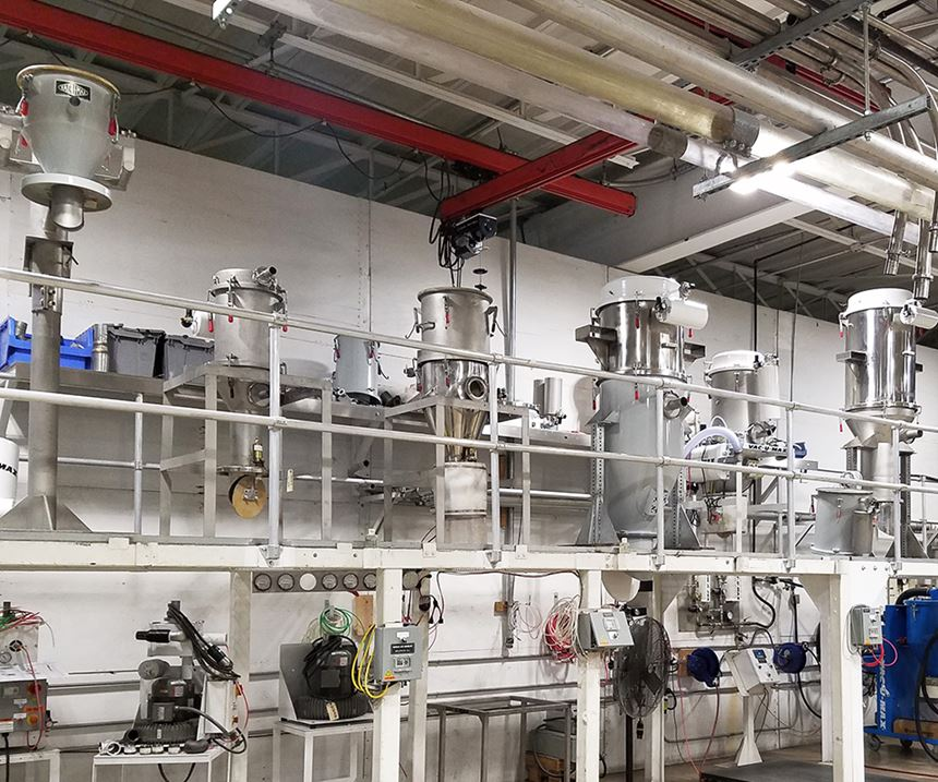 Knowing your materials and system needs is the first step in solving costly conveying problems and boosting efficiency. The VAC-U-MAXtest lab can replicate virtually any system and identify key conveying requirements for handling powders.