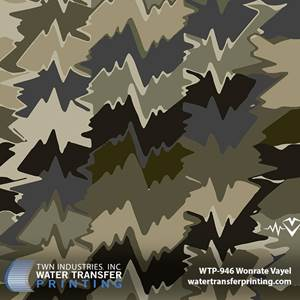 New Water Transfer Printing Films and Training