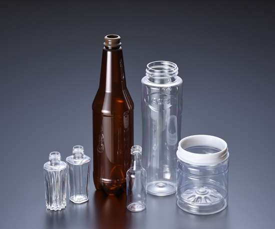 At NPE, Nissei ASB is molding a wide range of PET bottles and jars