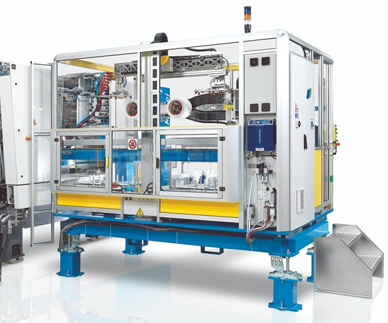 IML automation from Campetella