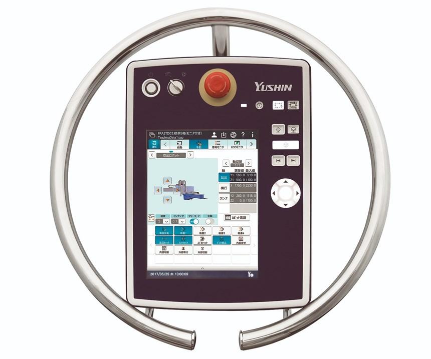 E-Touch V controller for Yushin FRA robot