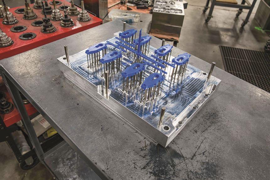 "Protolabs ""on-demand"" short-run manufacturing"