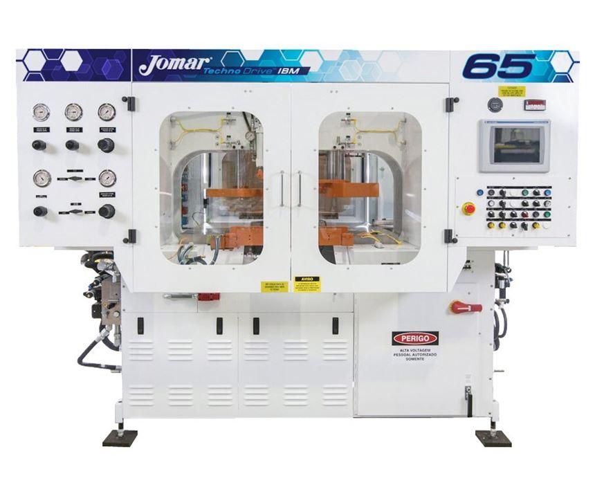 Jomar TechnoDrive 65 injection-blow molding machine