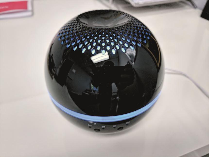 glass filled PC flex sphere