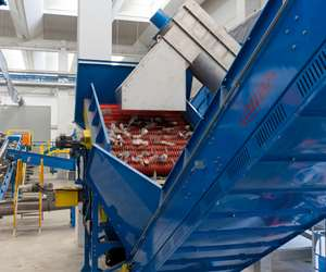 Amut recycling line