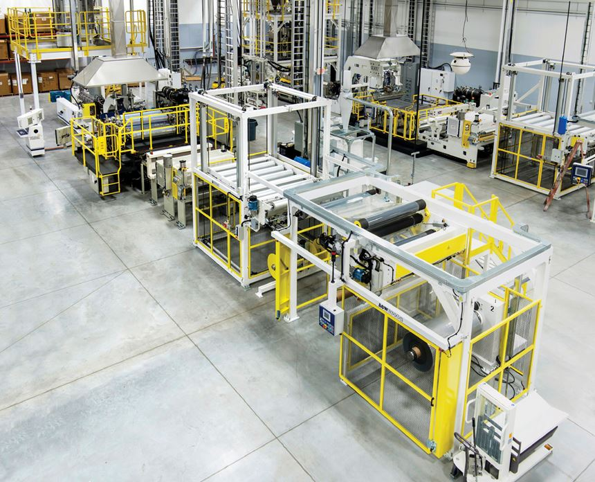 PTi Opens Tech Center for Sheet Extrusion