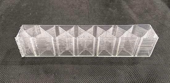 LAM 3D printing LSR