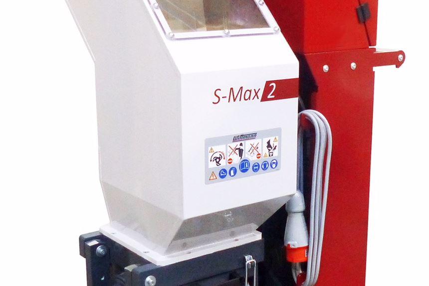 Wittmann Granulator for sprues
