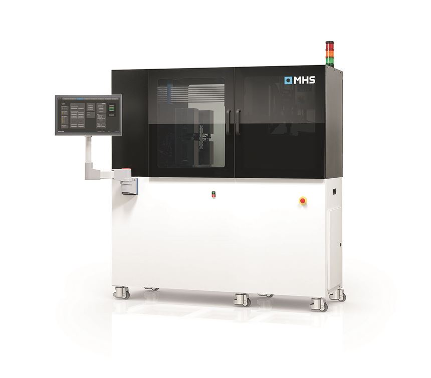M3 micromolding system from MHS Hotrunner Solutions