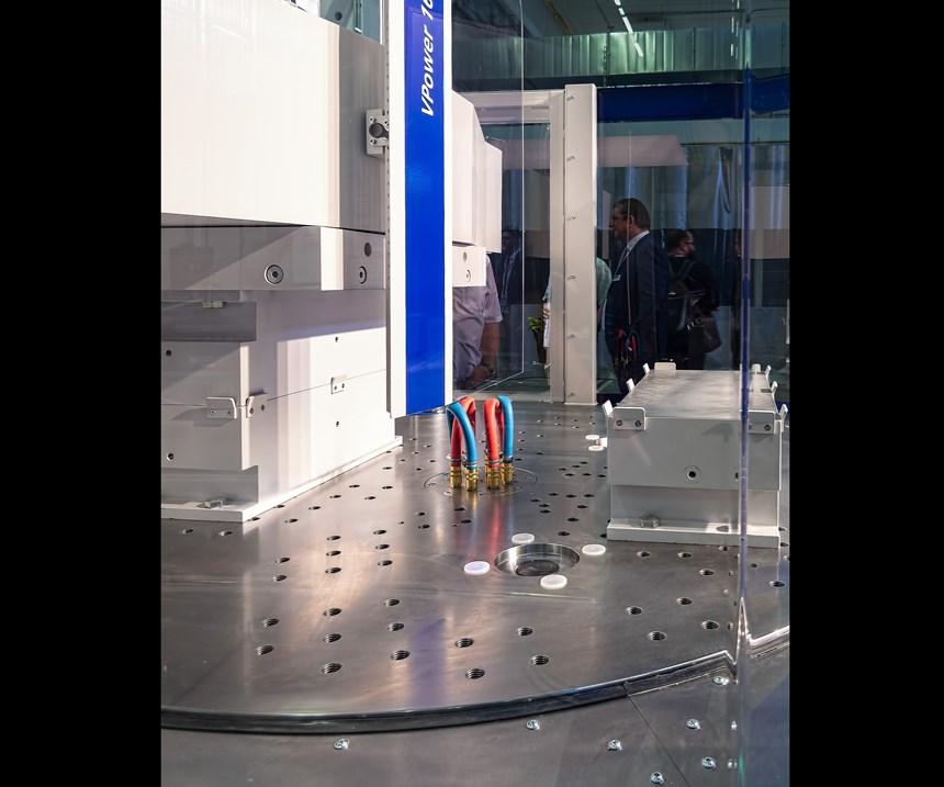 Wittmann Battenfeld VPowerverticalinjection molding presses