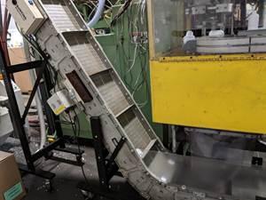 Conveyor Upgrade Keeps Currier on Track