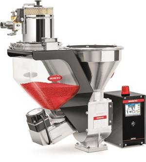 Moretto DPK compact loss-in-weight feeder