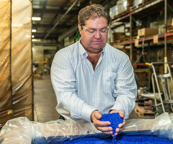 Chroma Color Corporation's CEO Tom Bolger