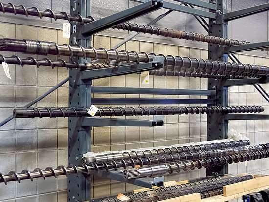New Erema extruder screw design for recycling PET