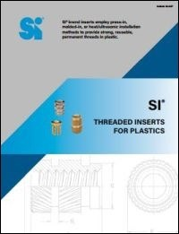 Threaded inserts for plastics design guide