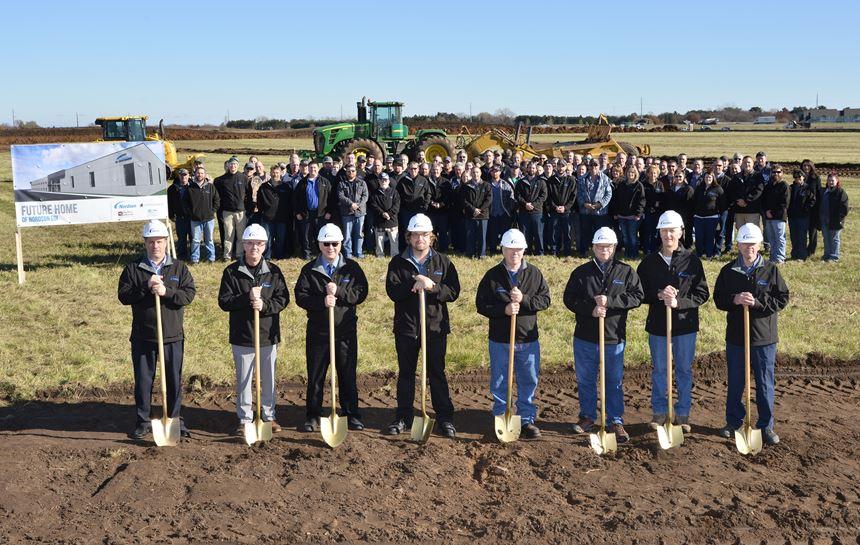 Nordson Breaks Ground on Die-Making HQ