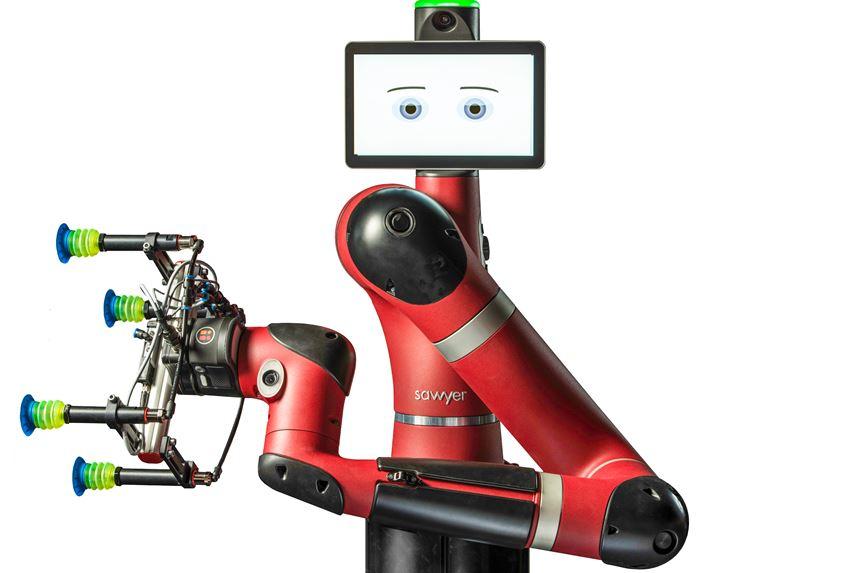 Sawyer cobot from the former Rethink Robotics.