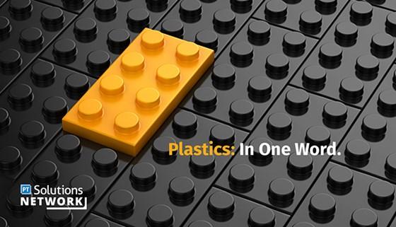 Plastics: In One Word