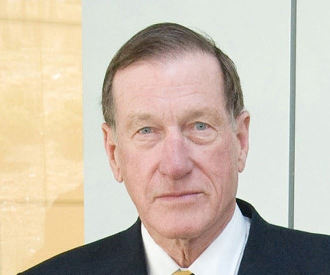 Donald Graham, founder of Graham Engineering Corporation.