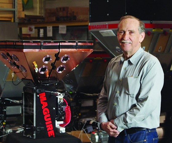 Steve Maguire, founder of Maguire Products Inc.