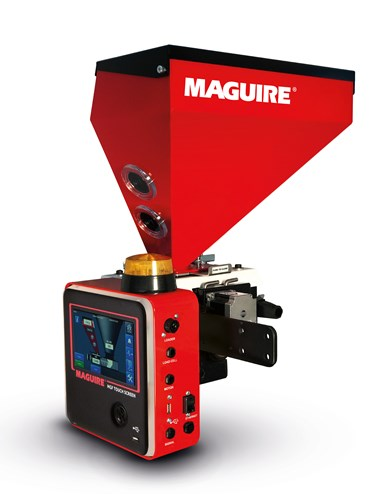 Maguire MGF Feeder 100% Injection Coloring
