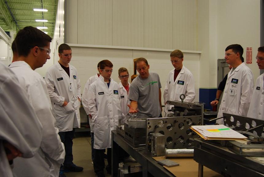 PTI Engineered Plastics Plastics Academy