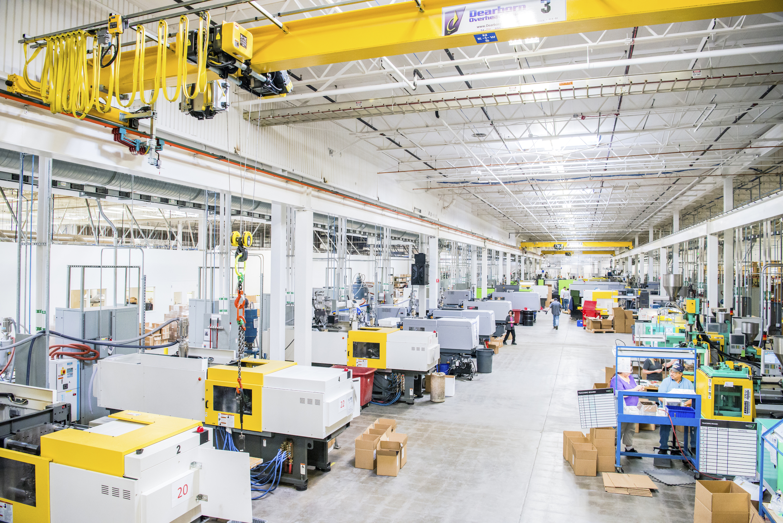 Tenere Shapes Market Niche Where Metal and Plastics Meet